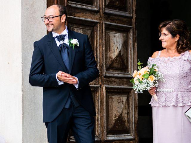 Il matrimonio di Vito e Cinzia a Palazzo San Gervasio, Potenza 14