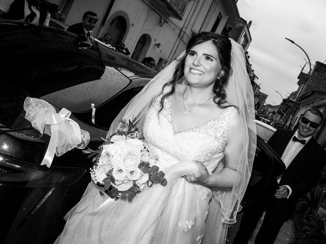 Il matrimonio di Vito e Cinzia a Palazzo San Gervasio, Potenza 15