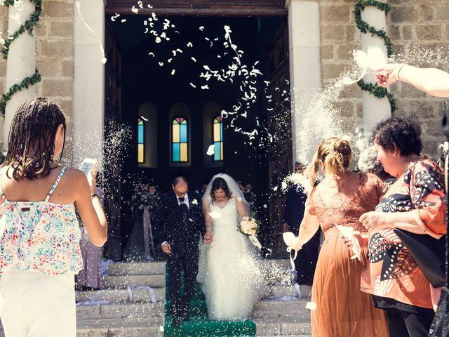 Il matrimonio di Vito e Cinzia a Palazzo San Gervasio, Potenza 20