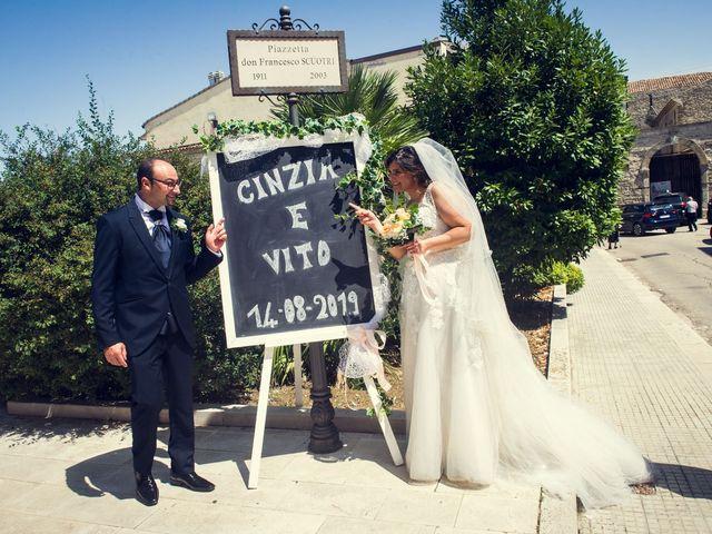 Il matrimonio di Vito e Cinzia a Palazzo San Gervasio, Potenza 21