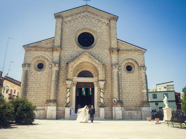 Le nozze di Cinzia e Vito