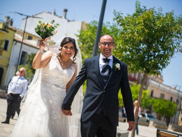 Il matrimonio di Vito e Cinzia a Palazzo San Gervasio, Potenza 22
