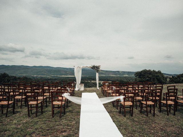 Il matrimonio di Matteo e Valeria a Massa Marittima, Grosseto 18