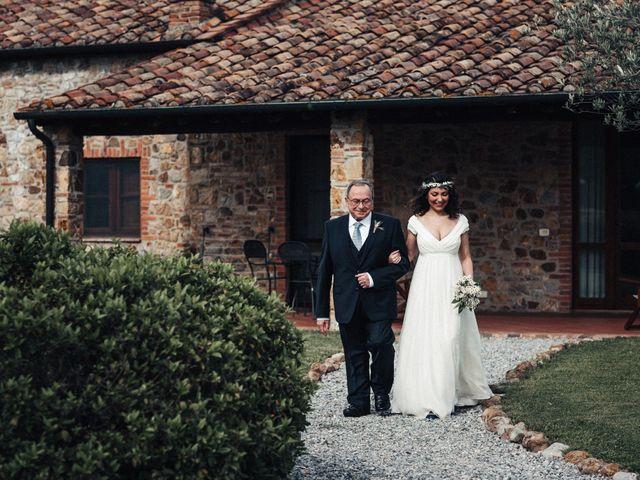 Il matrimonio di Matteo e Valeria a Massa Marittima, Grosseto 26
