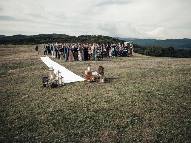 Il matrimonio di Matteo e Valeria a Massa Marittima, Grosseto 28