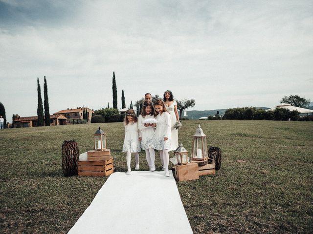 Il matrimonio di Matteo e Valeria a Massa Marittima, Grosseto 29