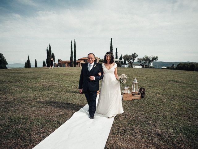 Il matrimonio di Matteo e Valeria a Massa Marittima, Grosseto 30