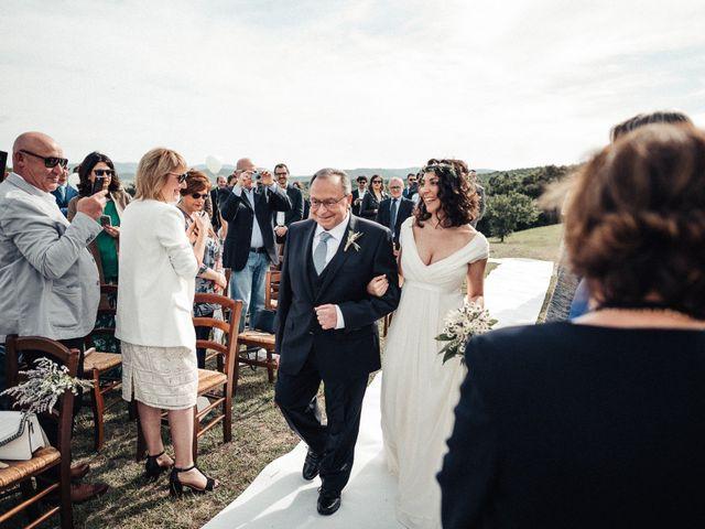 Il matrimonio di Matteo e Valeria a Massa Marittima, Grosseto 33