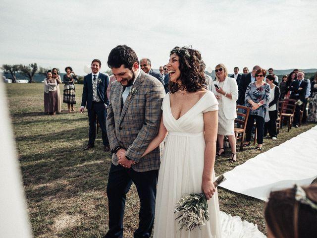 Il matrimonio di Matteo e Valeria a Massa Marittima, Grosseto 39