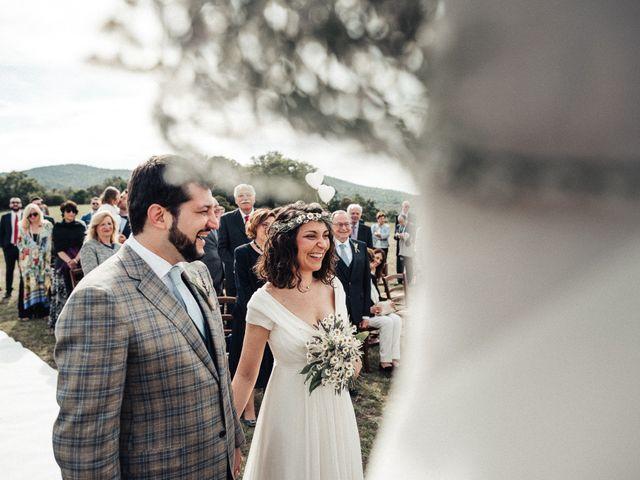 Il matrimonio di Matteo e Valeria a Massa Marittima, Grosseto 43