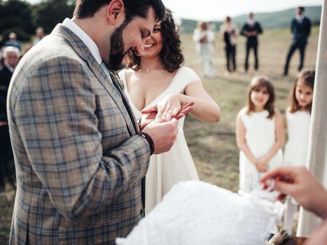 Il matrimonio di Matteo e Valeria a Massa Marittima, Grosseto 49