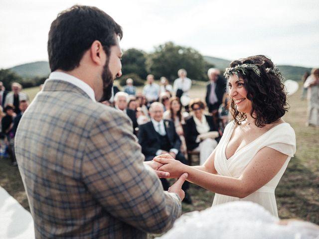 Il matrimonio di Matteo e Valeria a Massa Marittima, Grosseto 50