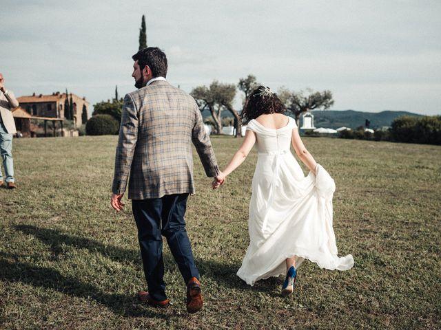 Il matrimonio di Matteo e Valeria a Massa Marittima, Grosseto 56