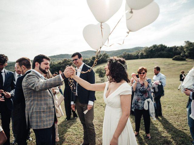 Il matrimonio di Matteo e Valeria a Massa Marittima, Grosseto 58