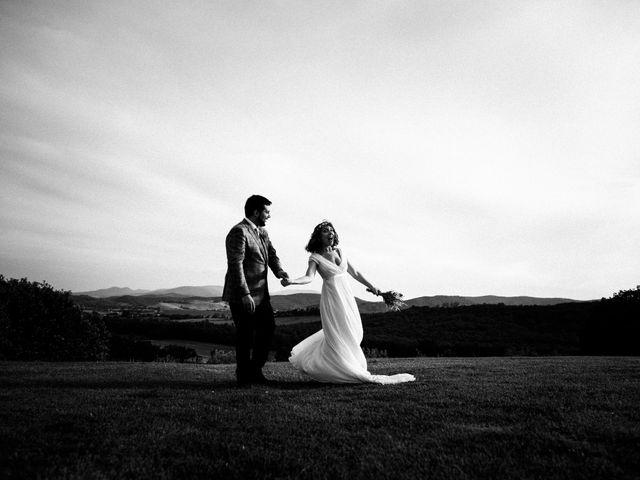 Il matrimonio di Matteo e Valeria a Massa Marittima, Grosseto 63