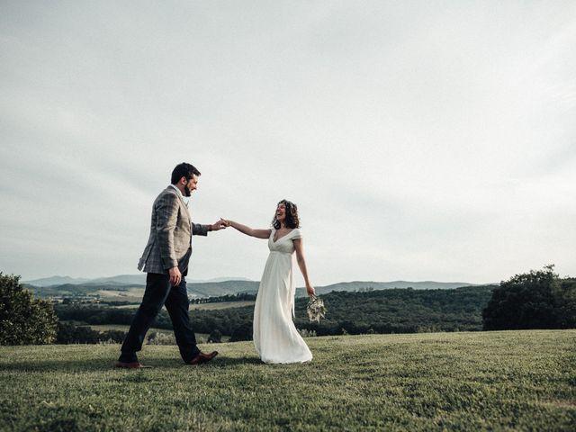 Il matrimonio di Matteo e Valeria a Massa Marittima, Grosseto 64