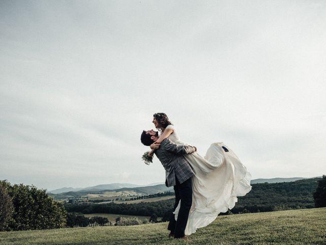 Il matrimonio di Matteo e Valeria a Massa Marittima, Grosseto 2
