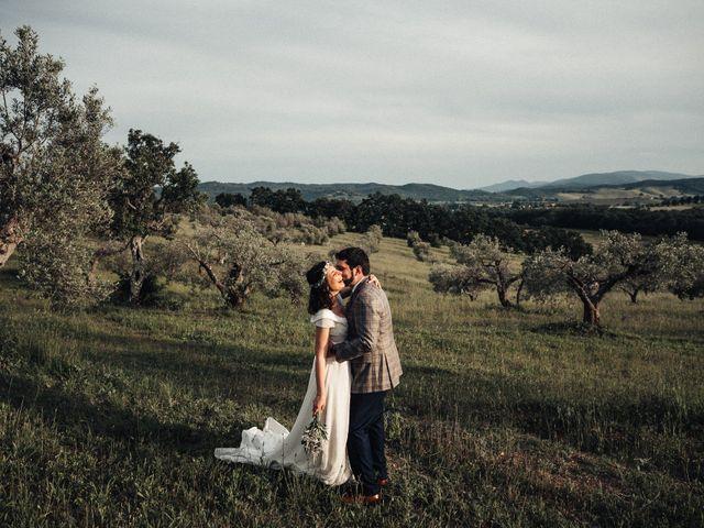 Il matrimonio di Matteo e Valeria a Massa Marittima, Grosseto 73