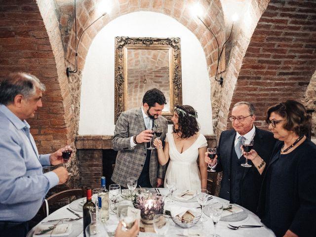 Il matrimonio di Matteo e Valeria a Massa Marittima, Grosseto 88