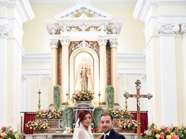 Il matrimonio di Aurelio e Antonella a Montefredane, Avellino 26