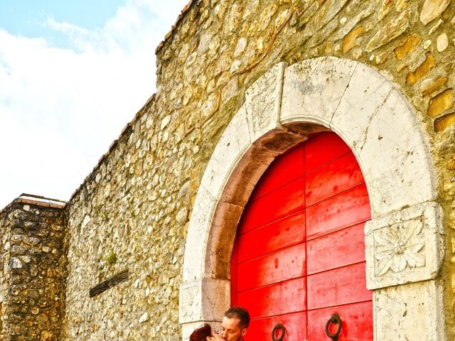 Il matrimonio di Aurelio e Antonella a Montefredane, Avellino 27