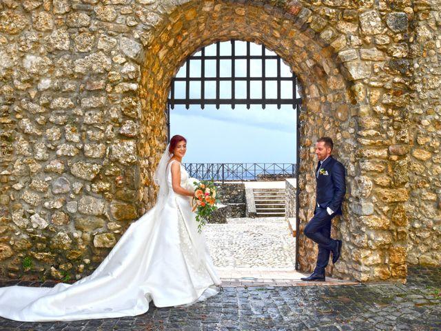 Il matrimonio di Aurelio e Antonella a Montefredane, Avellino 28