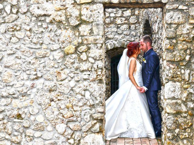 Il matrimonio di Aurelio e Antonella a Montefredane, Avellino 31