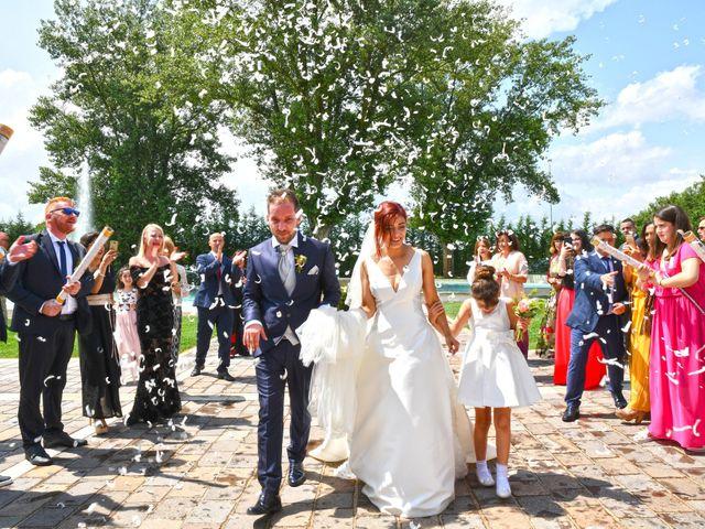 Il matrimonio di Aurelio e Antonella a Montefredane, Avellino 32