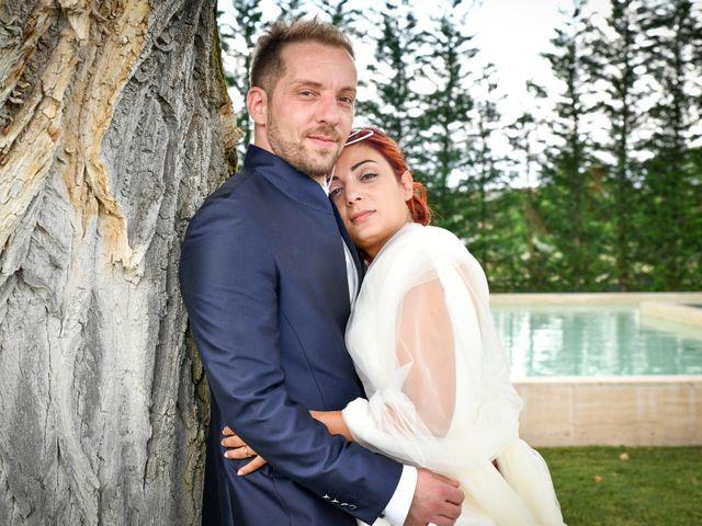 Il matrimonio di Aurelio e Antonella a Montefredane, Avellino 35