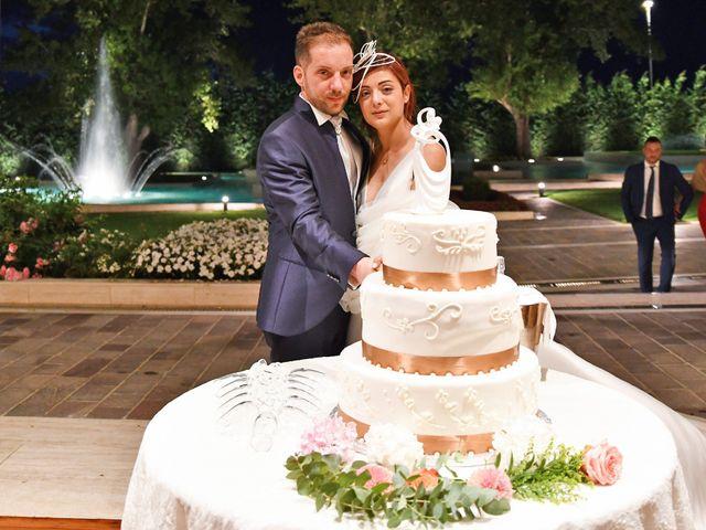 Il matrimonio di Aurelio e Antonella a Montefredane, Avellino 44