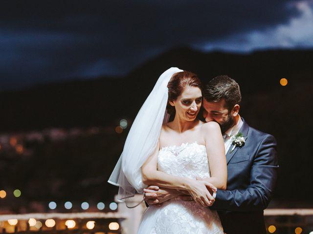 Le nozze di Diana e Renato