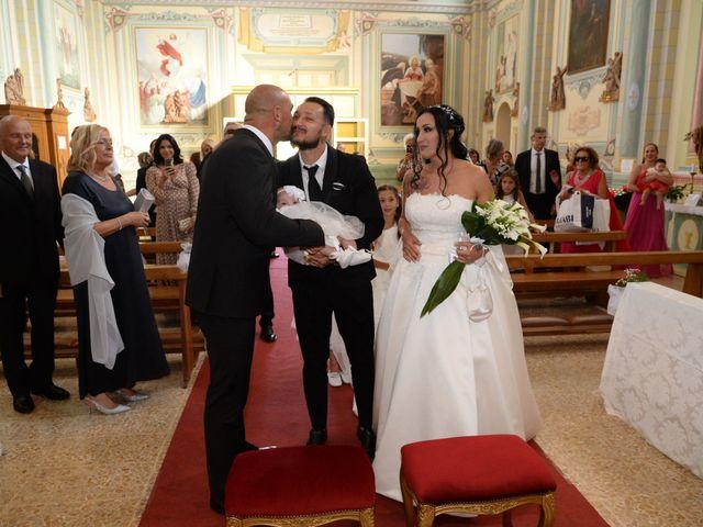 Il matrimonio di Oana e Marco a Sant'Agata sul Santerno, Ravenna 6
