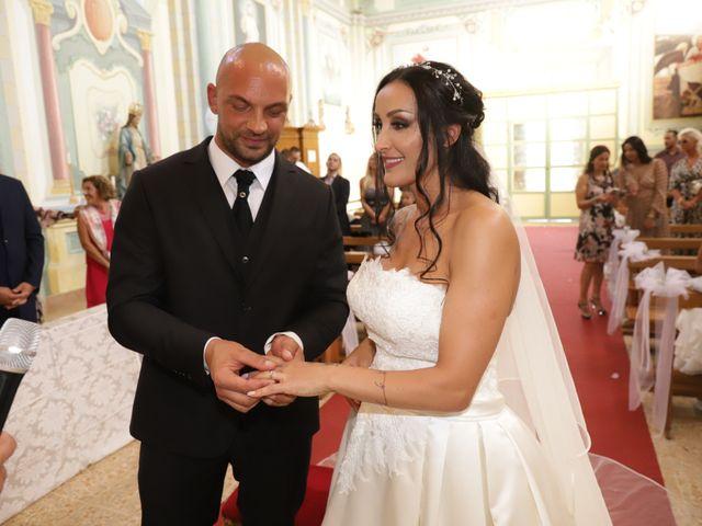 Il matrimonio di Oana e Marco a Sant'Agata sul Santerno, Ravenna 11