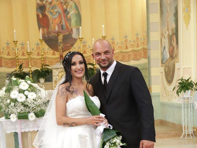 Il matrimonio di Oana e Marco a Sant'Agata sul Santerno, Ravenna 15