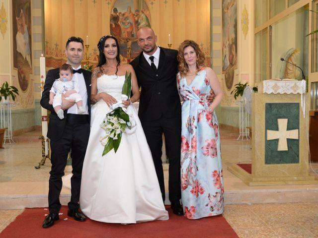Il matrimonio di Oana e Marco a Sant'Agata sul Santerno, Ravenna 16