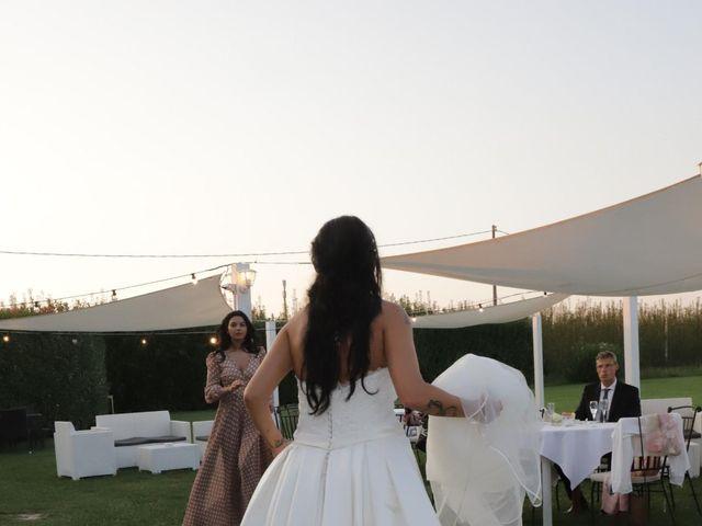 Il matrimonio di Oana e Marco a Sant'Agata sul Santerno, Ravenna 20
