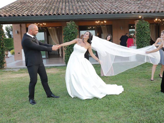 Il matrimonio di Oana e Marco a Sant'Agata sul Santerno, Ravenna 21