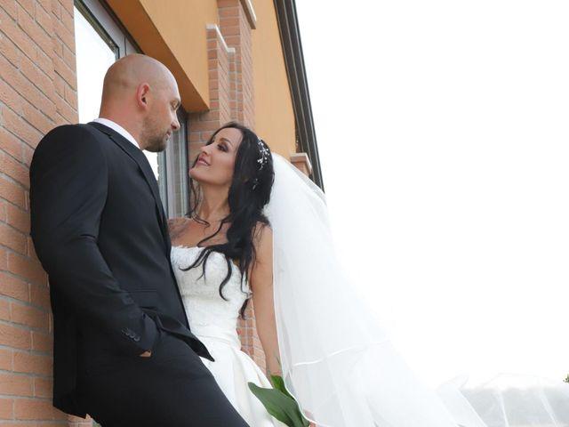 Il matrimonio di Oana e Marco a Sant'Agata sul Santerno, Ravenna 1