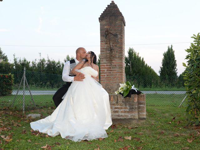 Il matrimonio di Oana e Marco a Sant'Agata sul Santerno, Ravenna 22