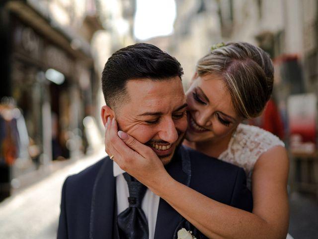 Il matrimonio di Anna e Renato a Marigliano, Napoli 1