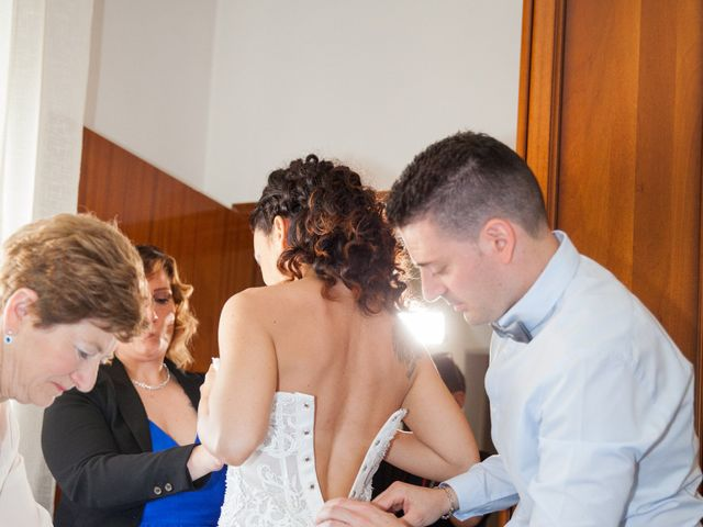 Il matrimonio di Sabrina e Claudio a Ferrara, Ferrara 4