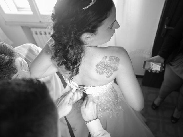 Il matrimonio di Sabrina e Claudio a Ferrara, Ferrara 5