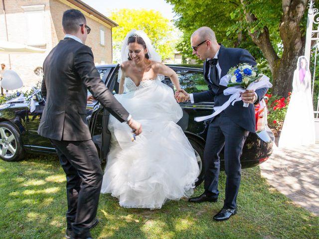 Il matrimonio di Sabrina e Claudio a Ferrara, Ferrara 22