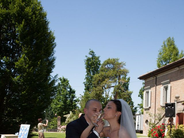 Il matrimonio di Sabrina e Claudio a Ferrara, Ferrara 23