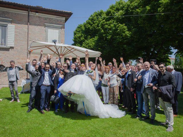 Il matrimonio di Sabrina e Claudio a Ferrara, Ferrara 26