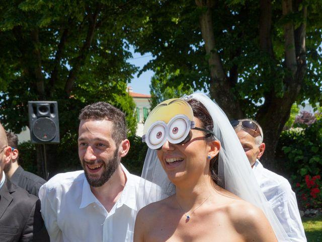 Il matrimonio di Sabrina e Claudio a Ferrara, Ferrara 28
