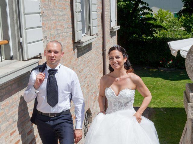 Il matrimonio di Sabrina e Claudio a Ferrara, Ferrara 32