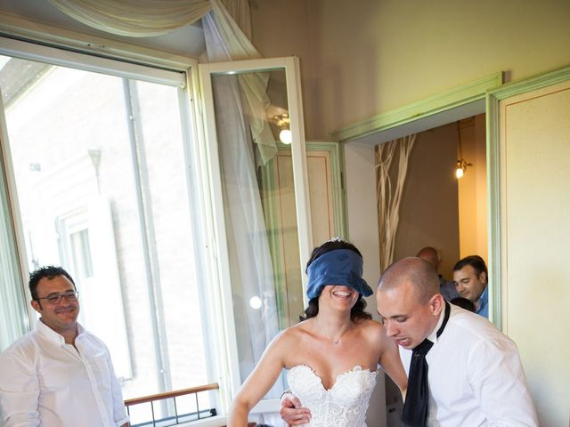 Il matrimonio di Sabrina e Claudio a Ferrara, Ferrara 38
