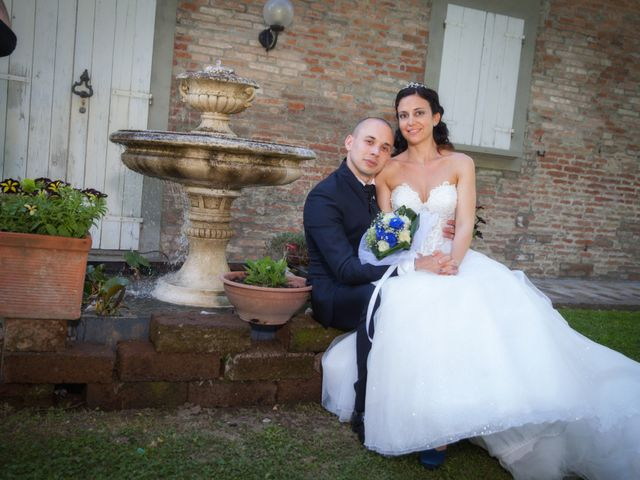 Il matrimonio di Sabrina e Claudio a Ferrara, Ferrara 41