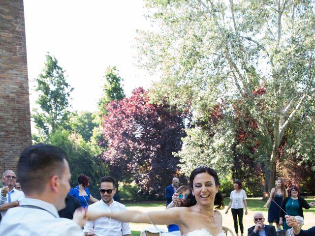 Il matrimonio di Sabrina e Claudio a Ferrara, Ferrara 43